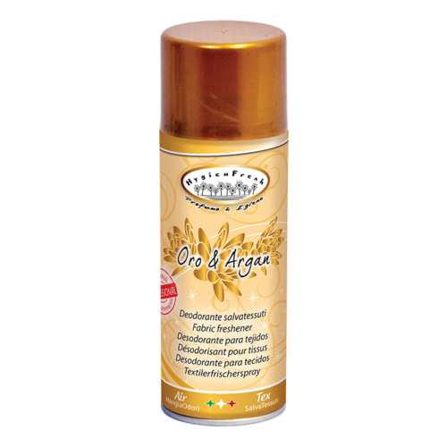 HYGIENFRESH SPRAY ORO & ARGAN 400ml